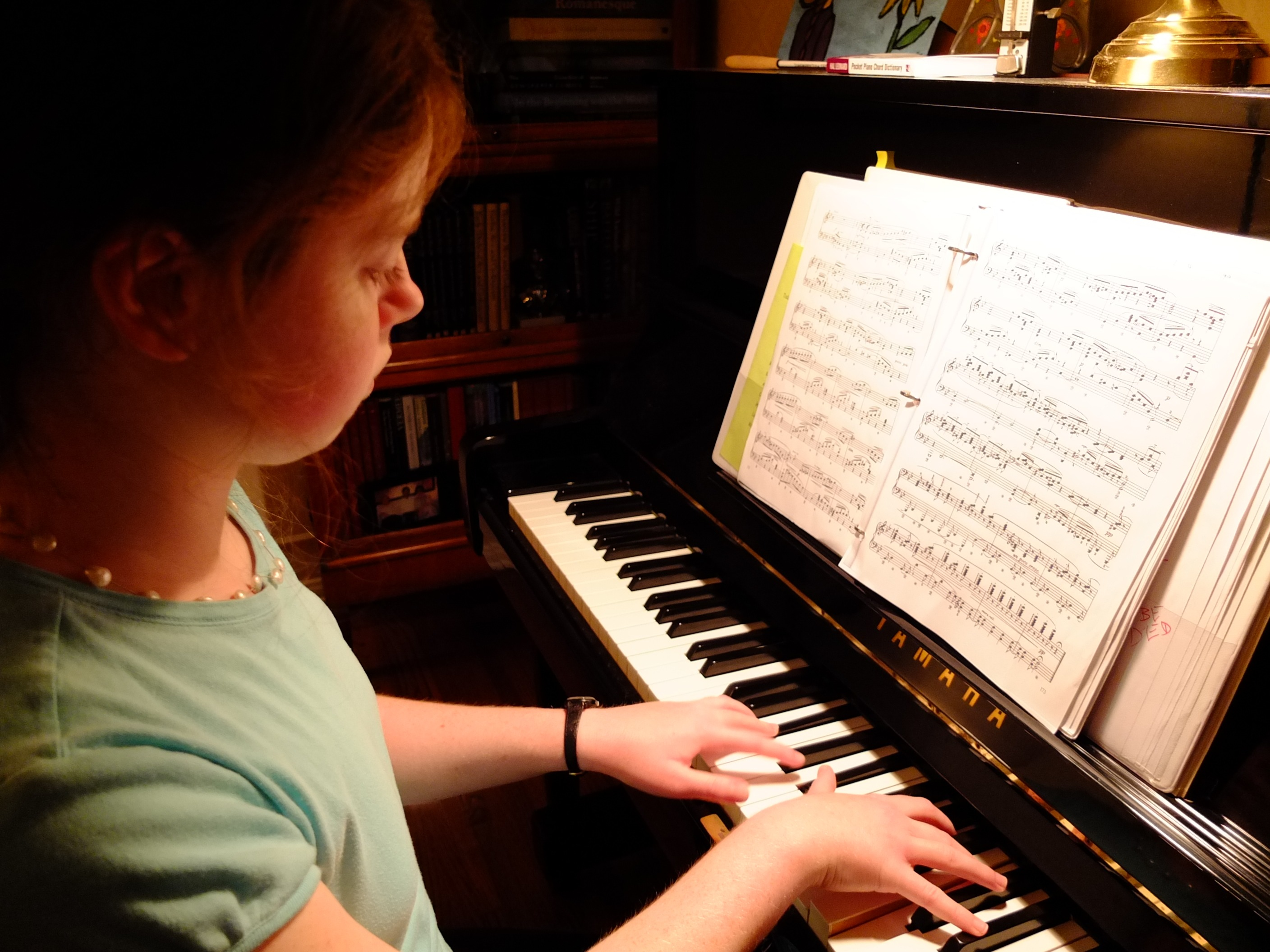 Essay About The Piano Lesson