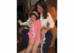 reading with Natalie