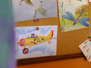 scottsman's plane