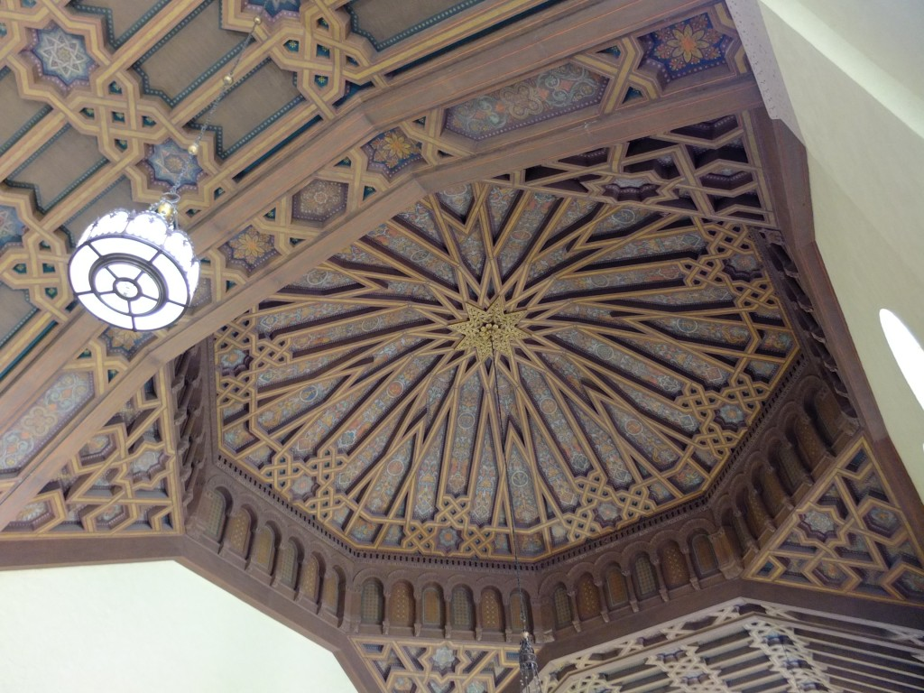 Powell ceiling
