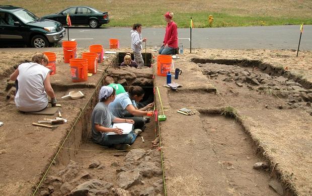 archaelogy Presidio