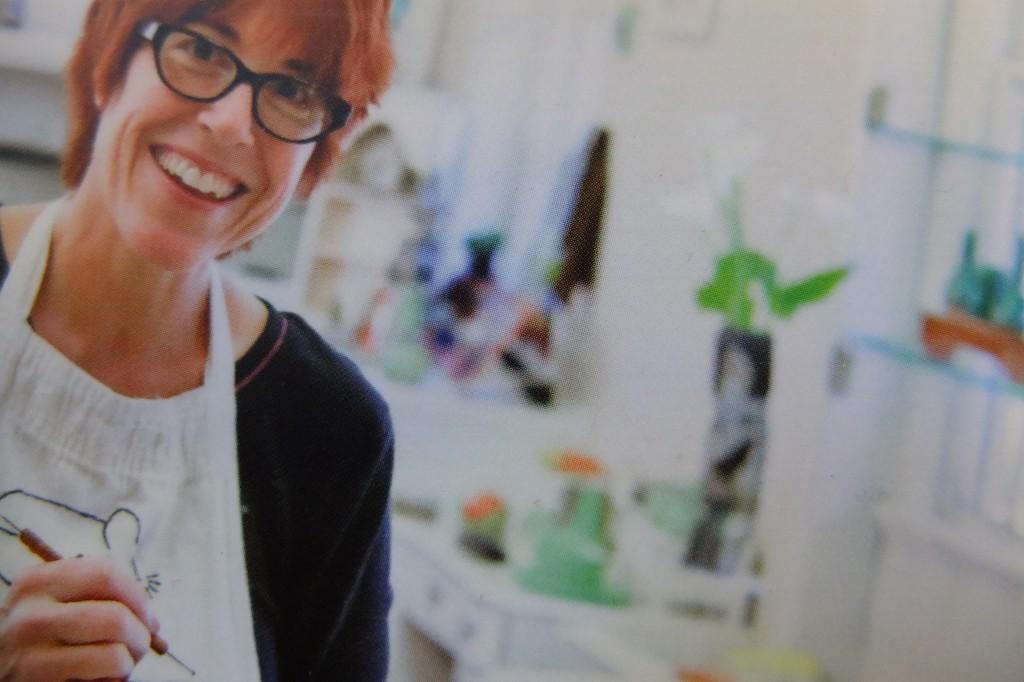 Patricia Griffin, Cambria Ceramicist