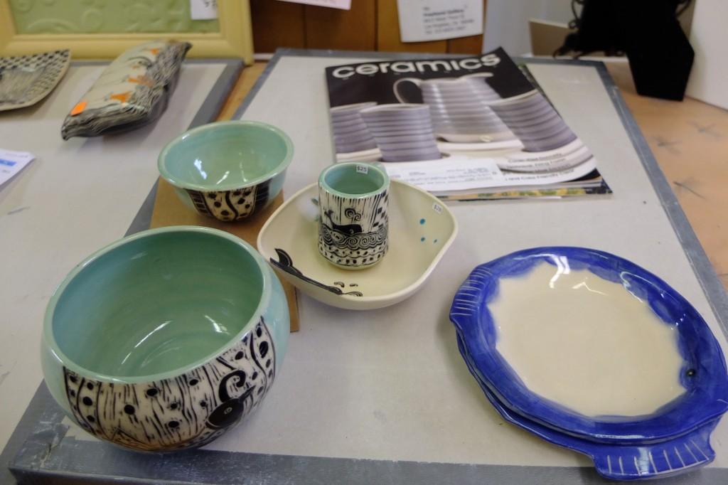 Patricia Griffin Ceramics Studio
